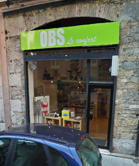 Magasin OBS Le confort